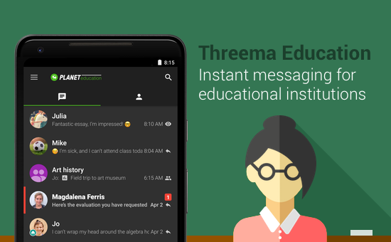 Threema Education: A special offer