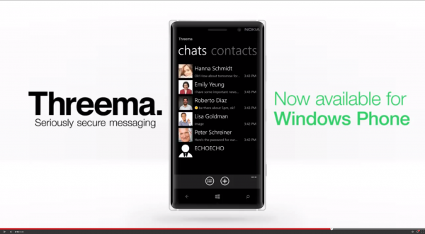 Now available for Windows Phone