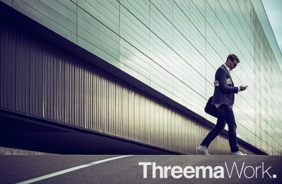 Daimler uses Threema Work as company messenger